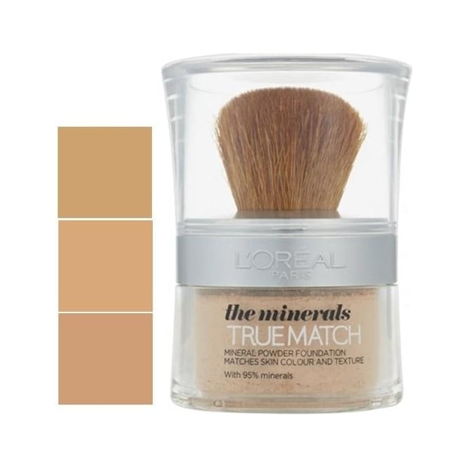 L'Oreal‎ True Match The Minerals Powder Foundation