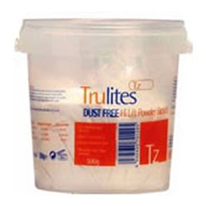 Trulites Dust Free Hi Lift Powder Bleach 500g