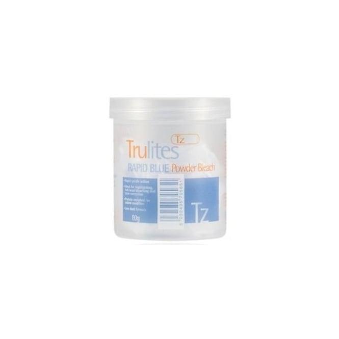 Truzone Trulites Rapid Blue Powder Bleach 80g