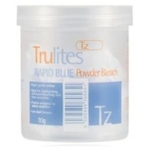 Trulites Rapid Blue Powder Bleach 80g