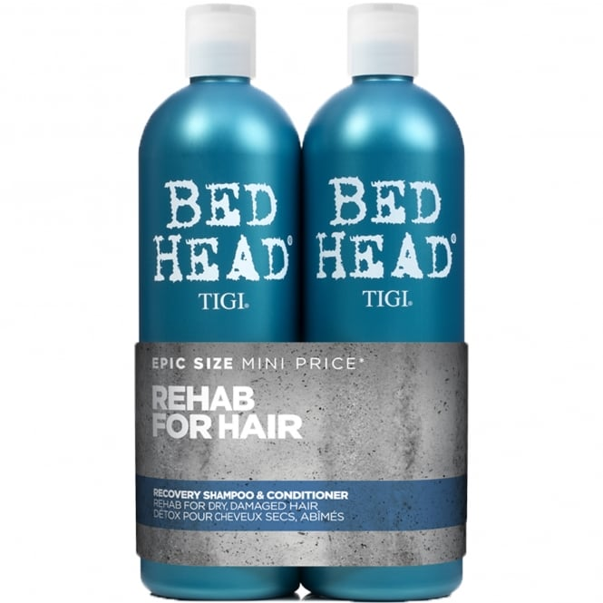 Tigi Urban Antidotes Recovery Tween Shampoo & Conditioner Duo (Damage Level 2) 2x 750ml