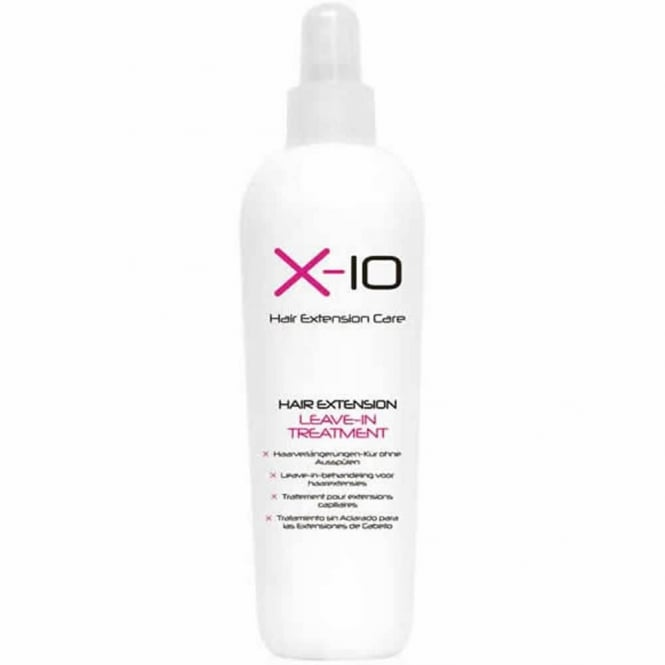 X-10 Hair Extension Care Leave In Treatment 250ml